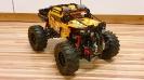 [Werbung] LEGO 42099 Technic Control+ 4x4 Allrad Xtreme-Geländewagen_5